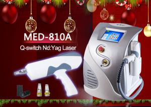 China Portable 1600mj Q-switch Nd YAG Laser for Tattoo Removal / Birth Mark Removal on sale