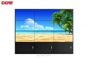 China Horizontal Lcd Screen Wall / Multi Touch Multi Screen Display Wall on sale