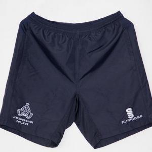 China Eco - Friendly Mens Training Shorts , Elastic Waist Short Training Shorts on sale