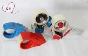 China Hot selling most convenient 2 inch red packing tape dispenser on sale