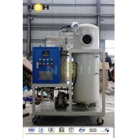 China Fire Resistant Lubricating Oil Purifier Dehydration Degassing 380V/3P/50Hz on sale