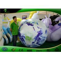 CE Custom Inflatable Advertising Balloons With Digital Printing / UV Printing