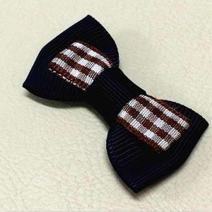 China Tuxedo Solid Grosgrain Ribbon Bow Crafts Formal Occasion Use For Men on sale
