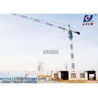 TC5011 5 Tons Building Construction Tower Crane QTZ63 Safety Equipment