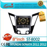 HD Hyundai DVD Player SONATA YF With GPS Navigation