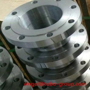 China Forged Flange Stainless Steel SW Flanges 14''150LB SCH40s ASTM A 350 LF 2 ASME B16.5 on sale