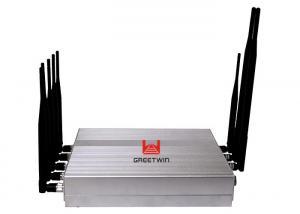 China 18 Watt Blocker Cell Phone Signal Jammer 4G Signal Shielder 8 Channels on sale