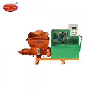China high pressure automatic plaster mortar cement putty plaster auto wall spray machine on sale