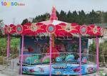 Theme Park 33 Seat Musik Express Ride Himalaya Ride Of Fiberglass Steel