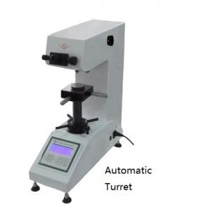 China Automatic Turret Micro Hardness Tester 5 HV - 3999 HV Hardness Testing Equipment on sale