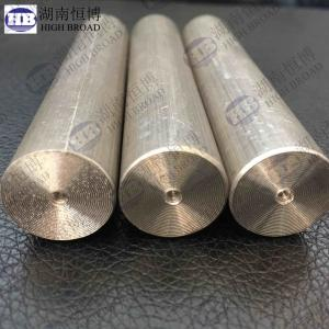 China Extruded Magnesium Bar , Magnesium Alloy Rod For Cell Battery Application on sale