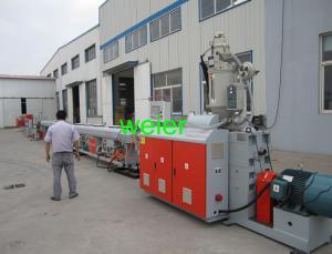 China a linha plástica da extrusão da tubulação 78kw/98kw para PPR-FR-PPR e o silicone retiram o núcleo da tubulação on sale