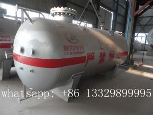 China CLW  best quality 18cbm LPG gas storage tank for sale on sale