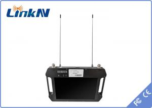 China Long Range Wireless Video Transmitter And Receiver , MPEG-2 /H.264 COFDM Digital Video Receiver on sale
