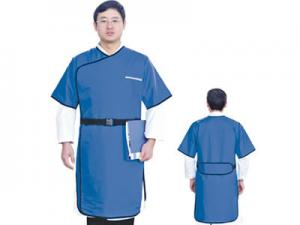 China Lead Rubber X ray Lead Clothes /  Radiation Protection Clothing for Surgery Rooms on sale