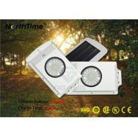 China 115LM / W Integrated Solar Street Light  Phone App Control 2-3 Meters Mounting Height on sale