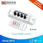 China supplier BC-354 DC12V-24V rf control 5A 4 channels ABS plastic white RGBW led light controller 12V