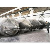 1.5m*20m Malaysia Boat Lift Air Bags Launching Ship Salvage Lift Bags