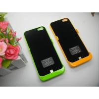 2200mAh IPhone 5 External Battery Case Colorful with Polymer-Li Battery