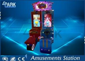 China EPARK Arcade amusement machine video game console simulator driving car racing game machine on sale