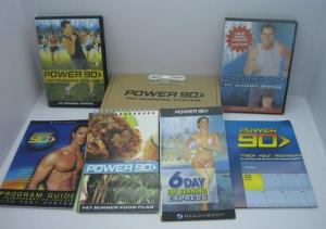 China Power 90 workout on sale
