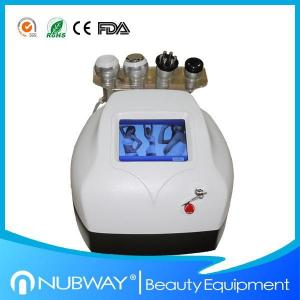 China RF Skin Tightening Ultrasonic Cavitation Slimming Equipment For Losing Weight on sale