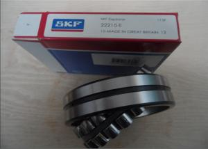 China Double Row  Spherical Roller Bearing 22215 E  With Brass Cage / Steel Cage on sale