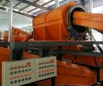 municipal solid waste sorting trommel screen