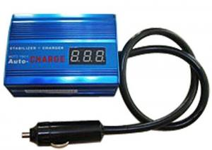 China Auto Exhaust Gas Analyzer In - Car Voltage Stabilizer Fuel Saver on sale