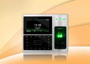 China High speed network face , fingerprint scanner time attendance and Access Control on sale
