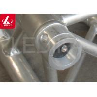Aluminum Frame Truss Aluminum Square Truss Structure Event Aluminum Spigot Truss