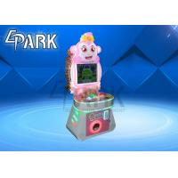 Attractive Arcade Dance Machine , Capsule Candy Bear Bouncy Ball Twisting Machine for Child