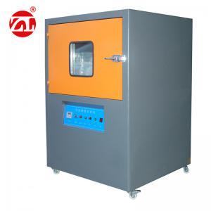 China High Temperature Battery Testing Machine PLC Man - Machine Interface Control on sale