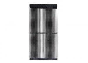 China P16 / P33  LED Curtain Screen For Outdoor Advertising Large Viewing Angle on sale