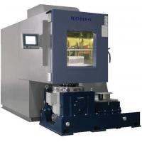 KMVH-800S  Stainless Steel Temperature Humidity Chamber And Vibration Three Integrated Testing Chamber Labs