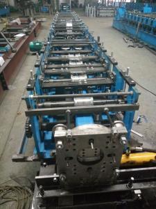 China 380V / rollo del perfil de 220V 50Hz que forma la máquina con el sistema de la refrigeración por agua on sale