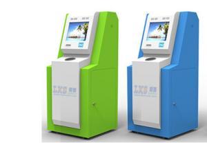 China Quiosco de reciclaje inteligente del pago y envío del uno mismo anti - vándalo con el sensor inalámbrico del módulo on sale