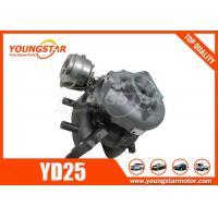 Aftermarket garrett GT2056V for Navara turbocharger with YD25DDTi Engine