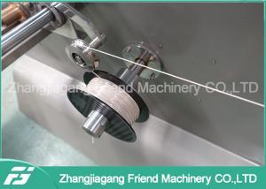 China High Tolerance PET PEI PEEK 3D Printer Filament Machine With Siemens Motor on sale