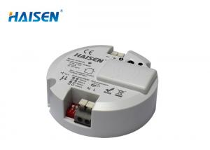 China Round LED Driver Sensor DIP Switch Control 50 60 Hz For Ceiling Light on sale
