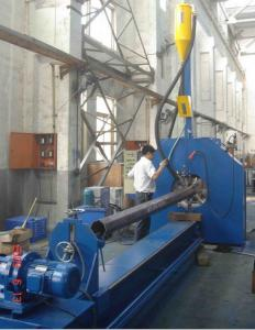 China Concrete Street Light Pole Production Line Submerged Arc Welding Automatic on sale