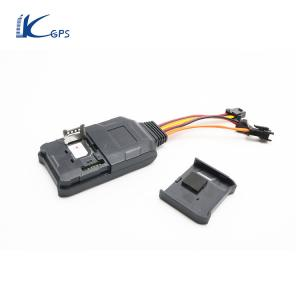 China LK300 GPS Vehicle Tracker Use and no screen Screen Size gps car tracker with sms remote engine stop on sale