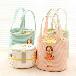 China Cartoon Character Kids Insulated Lunch Bag190T With Aluminum / Pearl Form Inner on sale