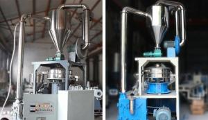 China Turbo Type Plastic Grinding Mill Plastic Recycling Machine Mill on sale