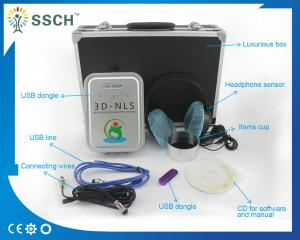 China Body Composition Analyser Machine 3D NLS Health Analyzer For Full Body Diagnostic on sale