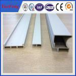 China High quality China aluminium extrusion profile price per kg wholesale