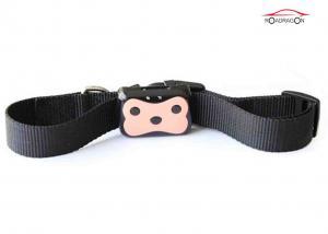 China Geo - Fence Alarm Mini Pet GPS Tracker Collar SOS Emergency Call History Playback on sale