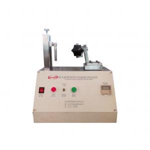 China IEC60884 Figure 28 Bolt Insulation Sleeves Plug Socket Tester For Testing Abrasion Resistance on sale