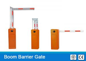 China Traffic Control Spiked Road Barrier 90 Degree Folding Boom Gate Brushless DC Motor on sale