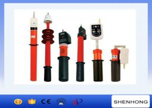 China 35kV High Voltage Fiberglass Electroscope Effective Insulated 1100mm on sale